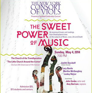NYCV Final Concert Poster
