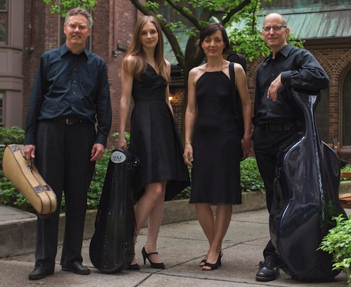 New Yorl Classical Quartet