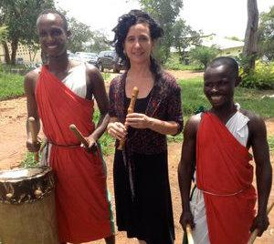 2013_2_Nina with Peter and Mandela in Burundi