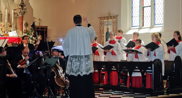 Church of Resurrection_choir and orch