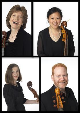 Parthenia Quartet