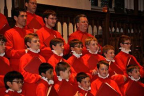 Saint Thomas Choir of men and boys