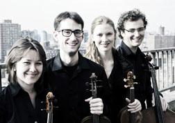 Diderot String Quartet (3.5in)