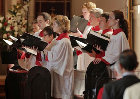 Church of Resurrection_choir